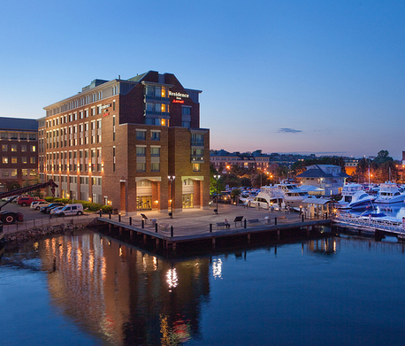 A Perfect Family Getaway at the Residence Inn Boston Harbor