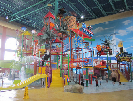 Daily Deals: Splashy Indoor Water Parks