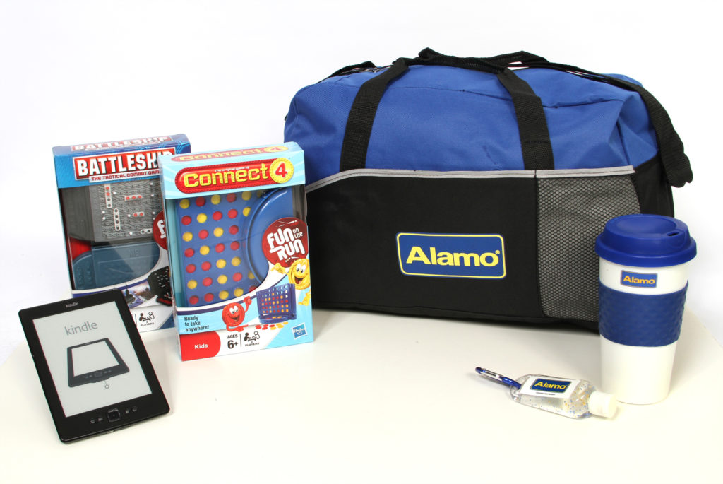 Giveaway: Alamo Prize Pack ($50 Gift Card + More!)