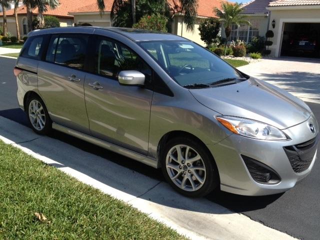 Mazda5 Review: Our Florida Keys Road Trip