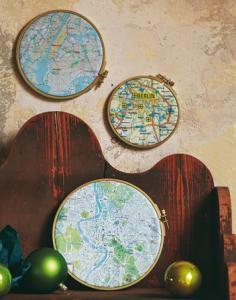 Embroidery Hoop Frames