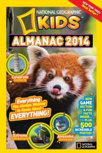 nat geo almanac