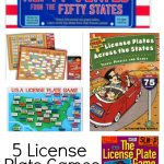 5 License Plate Games for Your Next Road Trip
