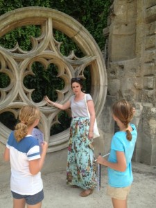 Our Paris Muse Guide, Claire, Tells the Girls About Notre Dame