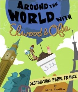 around the world with elwood and ofie