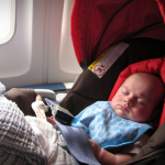 5 Tips to Survive Your Next Flight with Baby