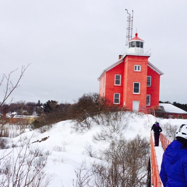 Visit a Lighthouse.