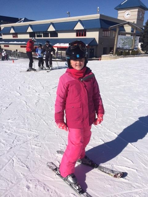 Ski Bunny Kate