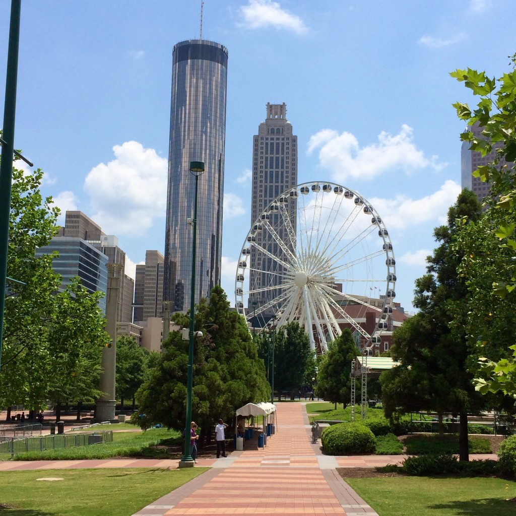 Itinerary: 3 Days in Atlanta with Kids