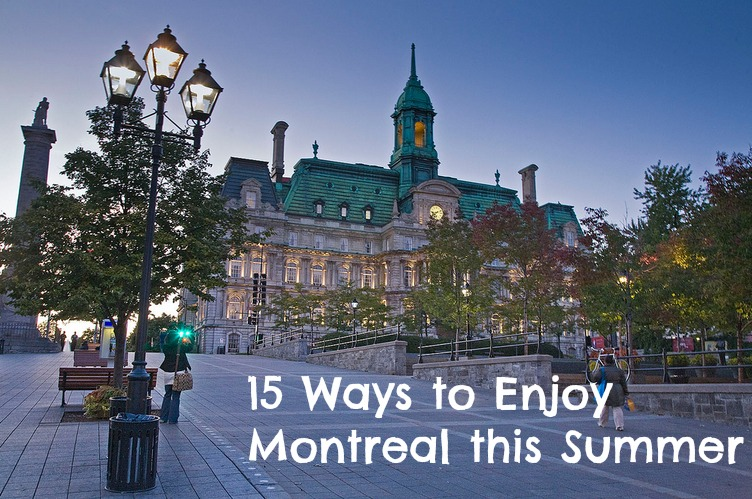 Grand Foyer And Rear Of Auditorium Of Allen Place In Montreal : Ways to enjoy montreal this summer kidventurous