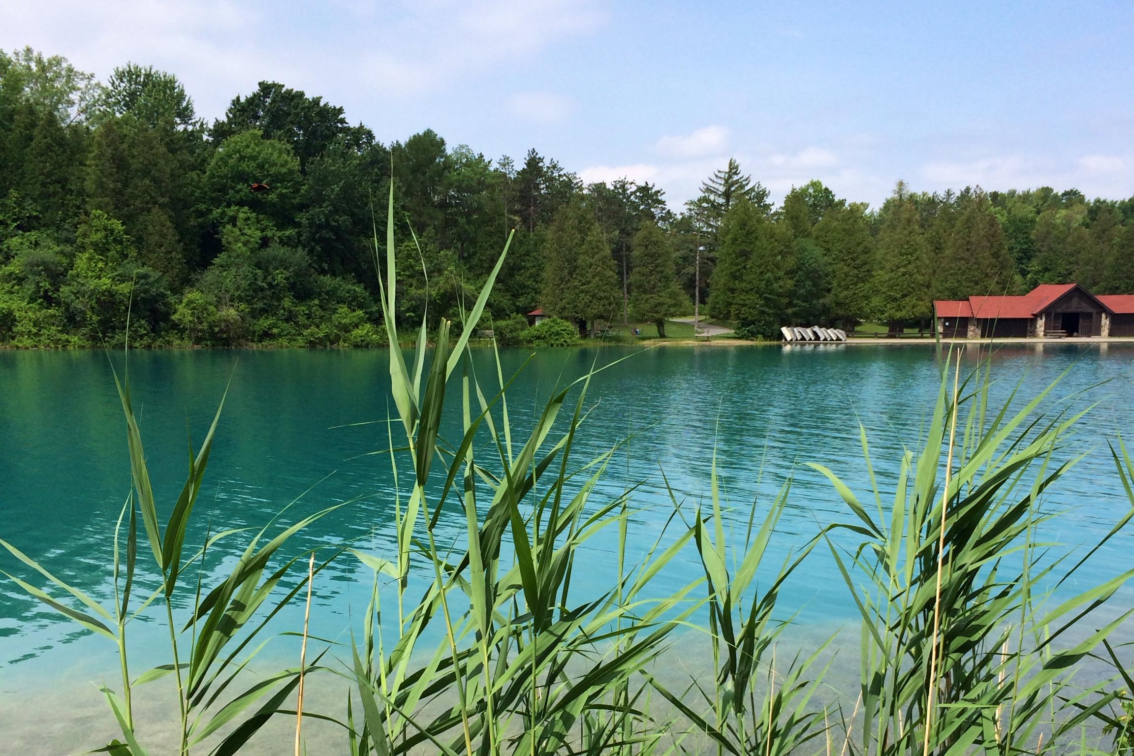green lake2