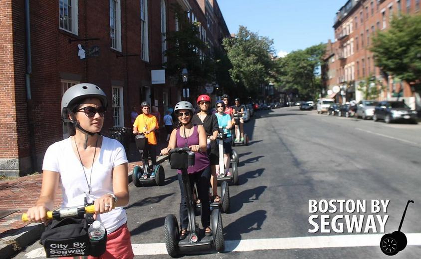 Boston by Segway Tour