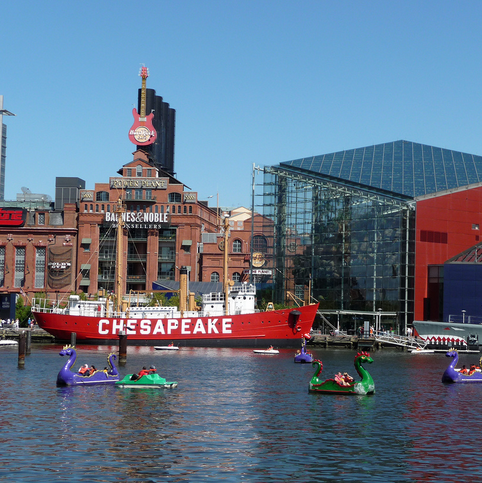 20 Free Things to Do with Kids in Baltimore