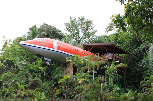 fuselage home