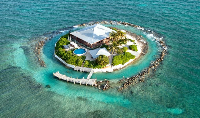 Private Island Vacation Florida Keys