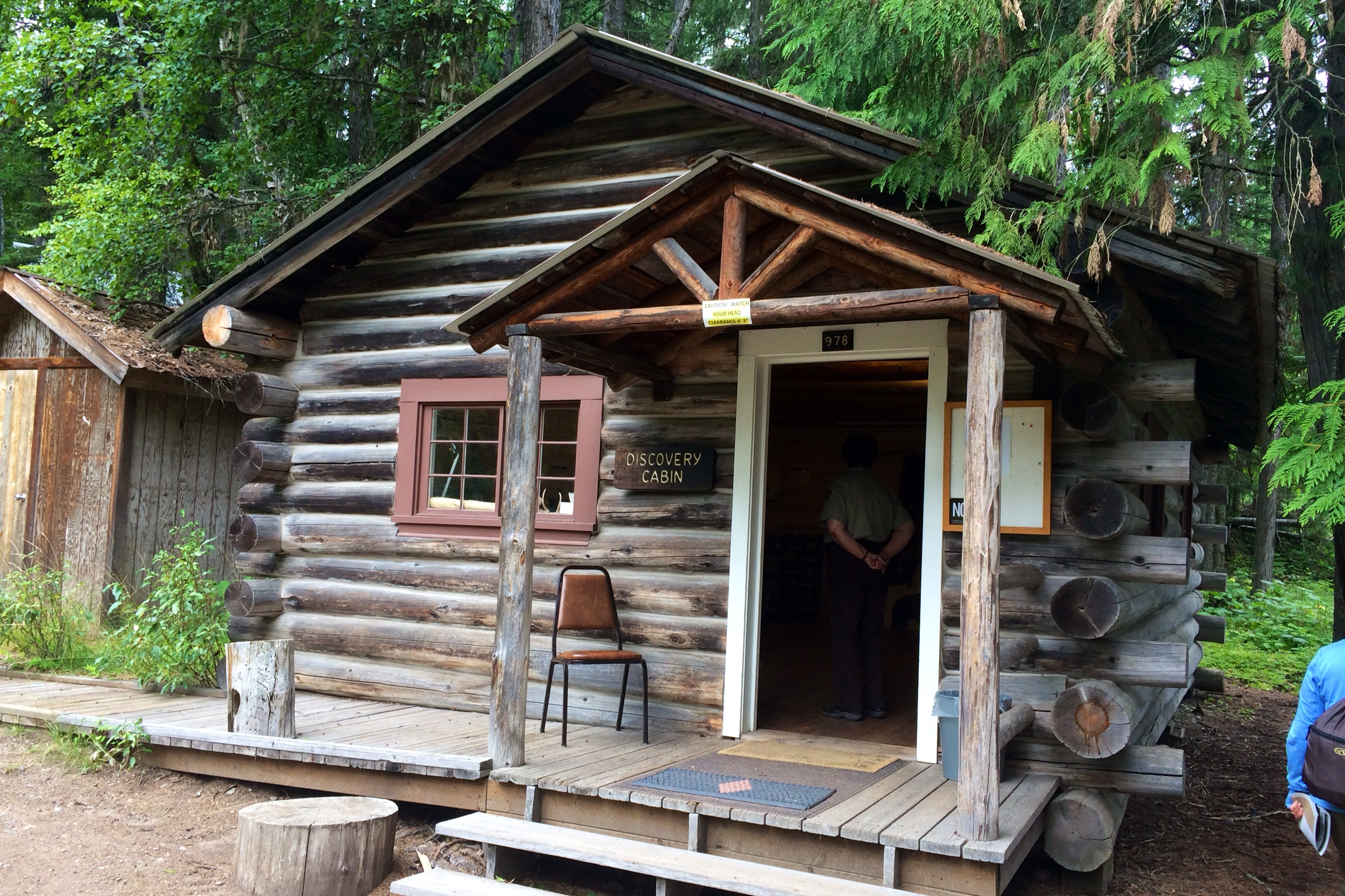Discovery Cabin