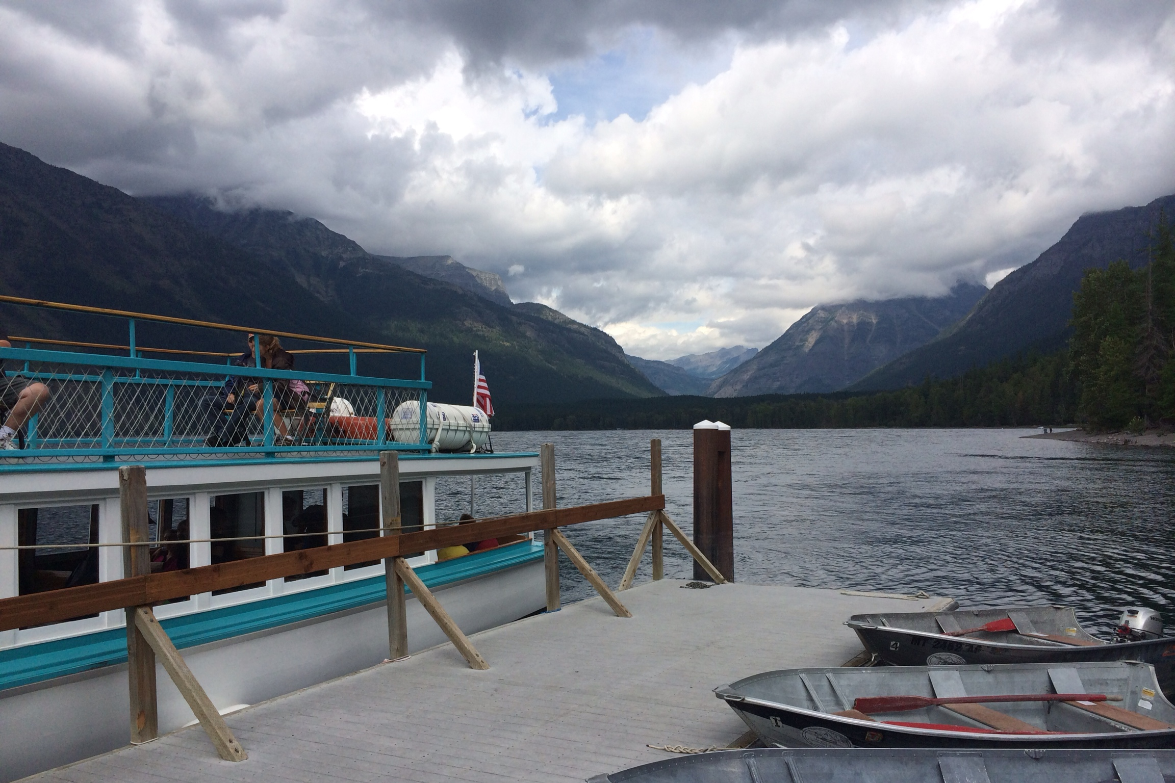 Lake McDonald Boat Cruise