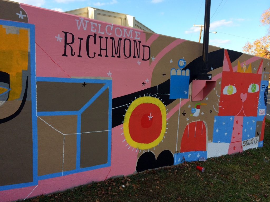 richmond mural project