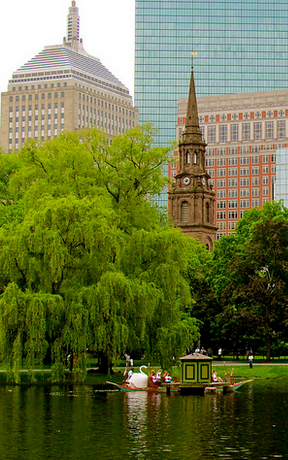 20 Free Things to Do with Kids in Boston