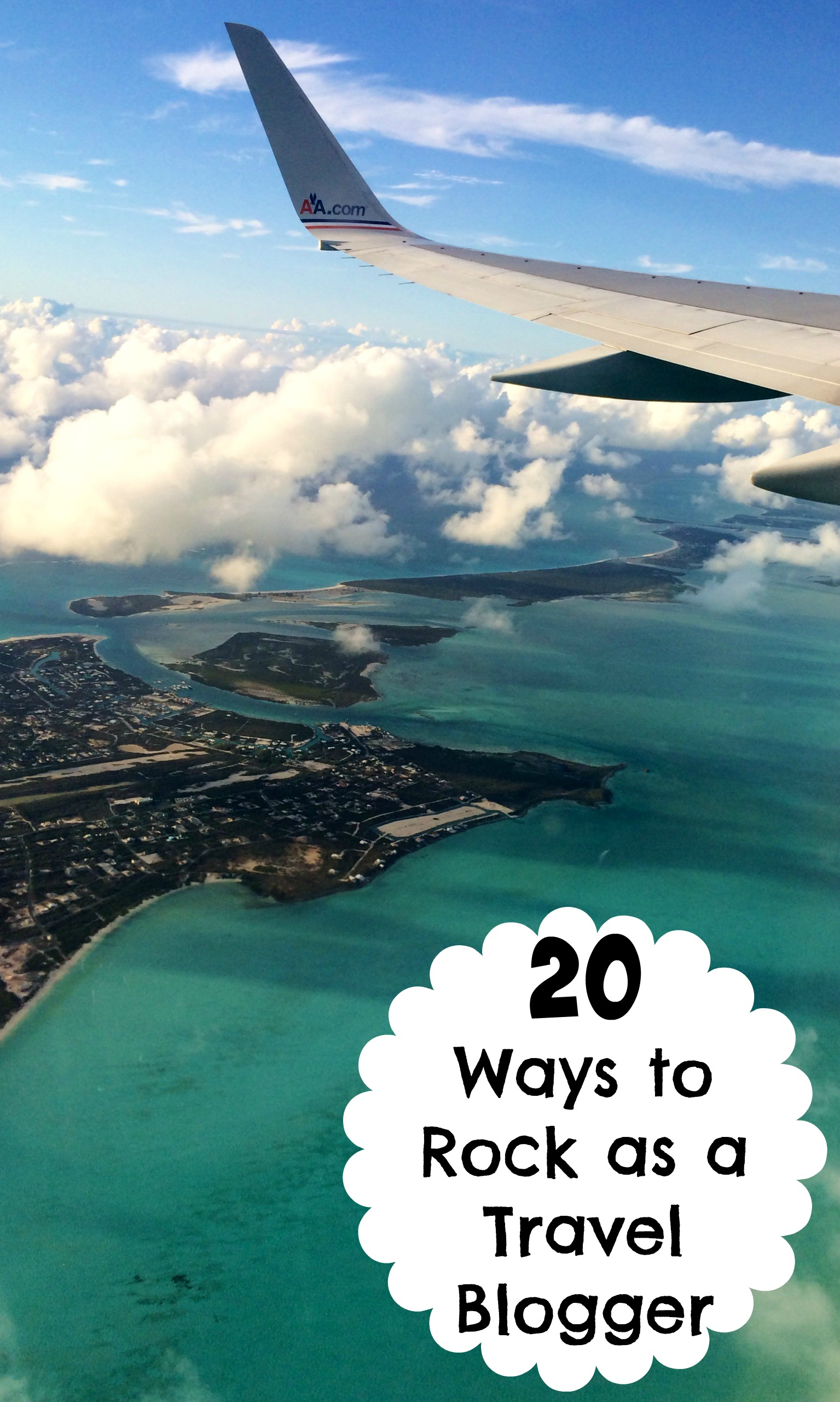 20 ways to rock as a travel blogger