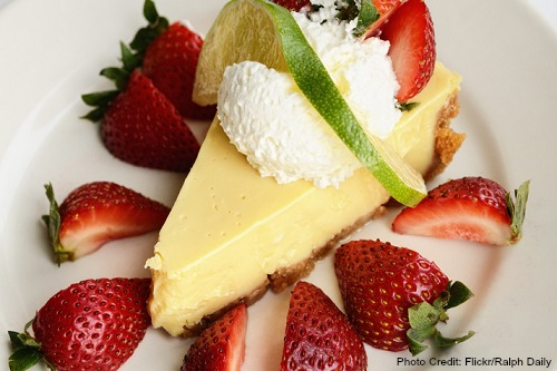 Florida-Key Lime Pie