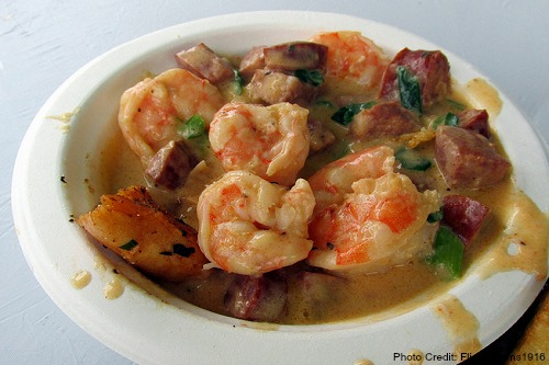 Georgia-Shrimp and Grits