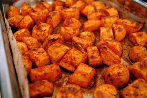 North Carolina-Sweet Potatoes