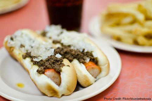 Rhode Island-Hot Wiener
