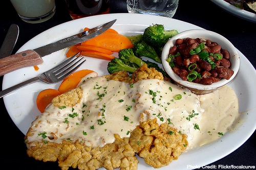 Texas-Chicken Fried Steak