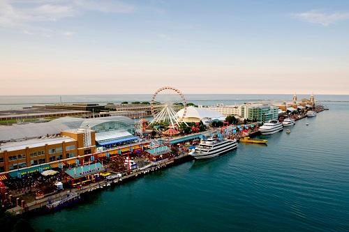 chicago adventure-navy pier