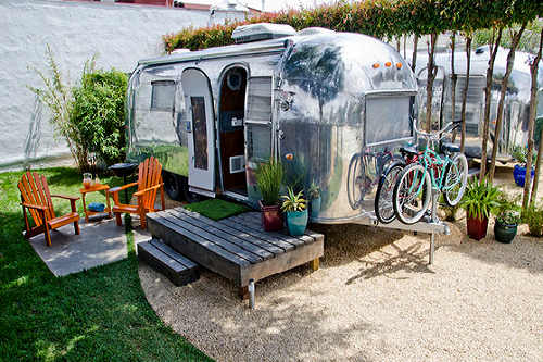 autocamp santa barbara airstream trailer