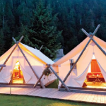 5 Must-Go Glamping Spots for Families