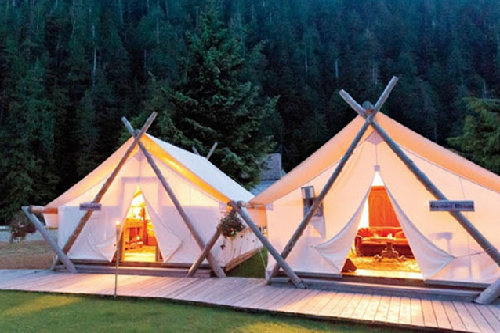 Glamping: 5 Must-Go Spots for Families