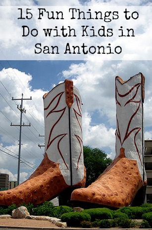 15 things to do on a san antonio family vacation
