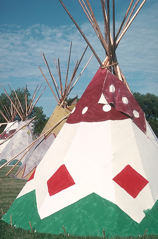 Sleep in a Teepee: 8 Places to Do Just That