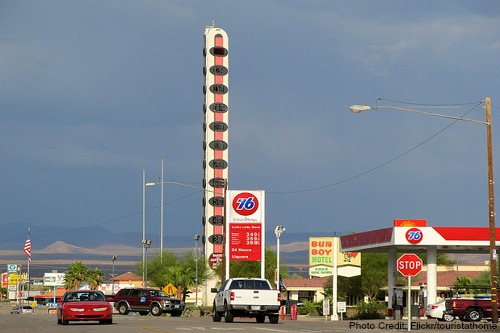 worlds largest thermometer
