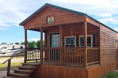 KOA Cabin-Carlsbad NM