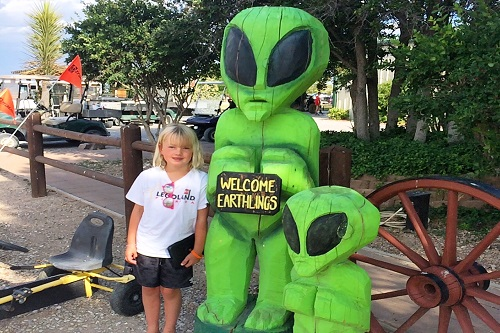 aliens at koa