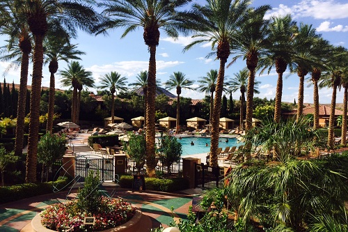 westin lake las vegas-pool