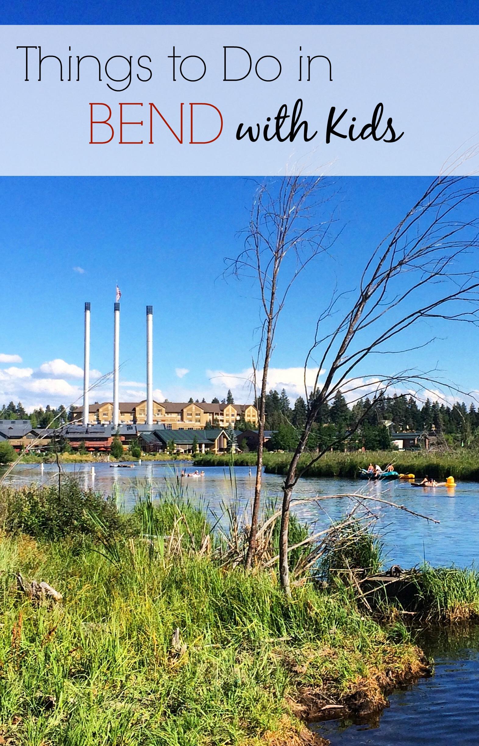 15 Fun Things To Do With Kids In Bend Kidventurous