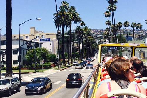 Los Angeles by Bus: The Only Way to See the Sights as a Family