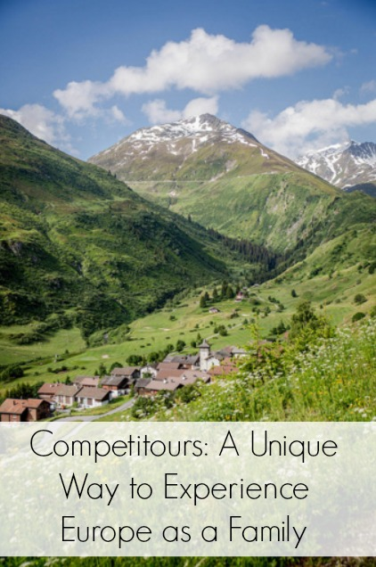 Competitours: A Unique Way to Experience Europe as a Family