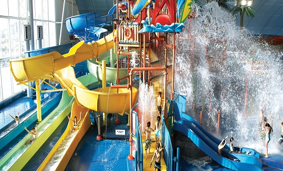 10 Best Indoor Waterpark Hotels