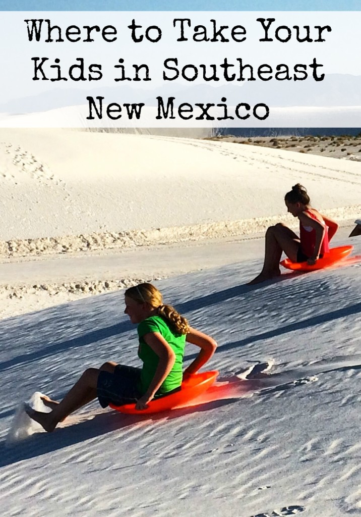 Where to Take Your Kids in Southeast New Mexico
