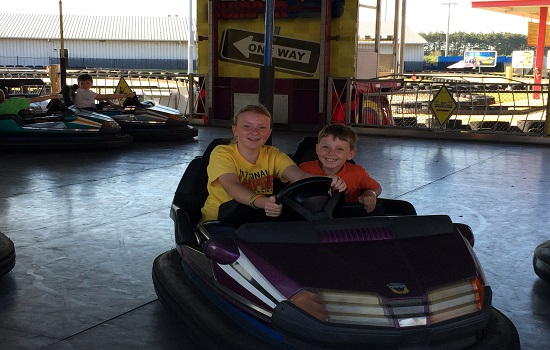 You won't want to miss the go-karts and bumper cars at Broadway Grand Prix.