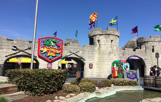 There's a fun mini golf course around every corner in Myrtle Beach.