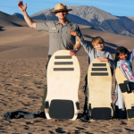 Where to Go Sledding on Sand Dunes