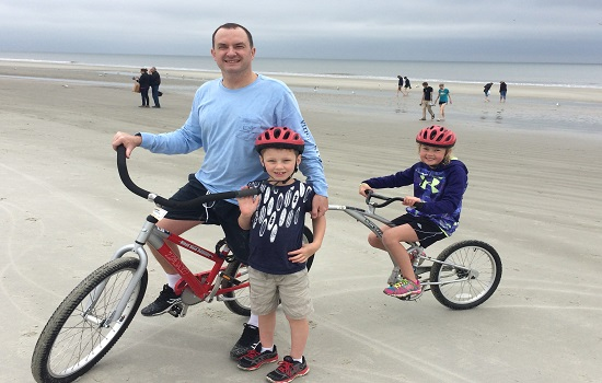 Hilton Head Family Vacation