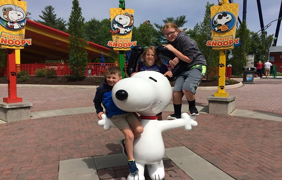 Springtime Fun at Kings Dominion in Virginia