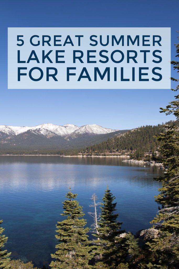 IM-Lake Resorts